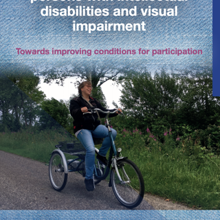 Proefschrift | Annemarie Dijkhuizen: Physical fitness and performance of daily activities in persons with intellectual disabilities and visual impairment. Towards improving conditions for participation (2019)